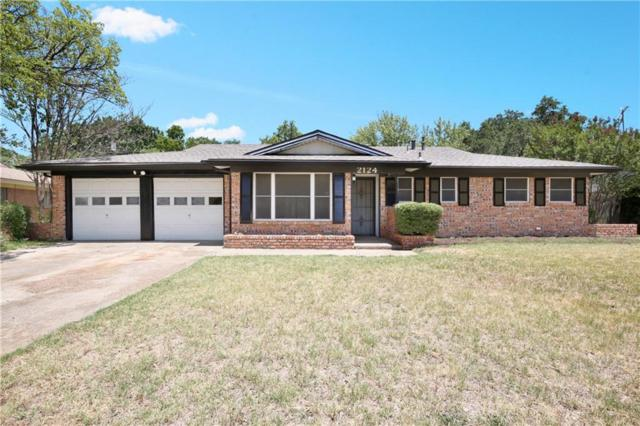 2124 Shady Brook Drive, Bedford, TX 76021 (MLS #13880233) :: Team Hodnett