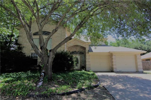 696 Pryor Court N, Keller, TX 76248 (MLS #13880295) :: The Real Estate Station