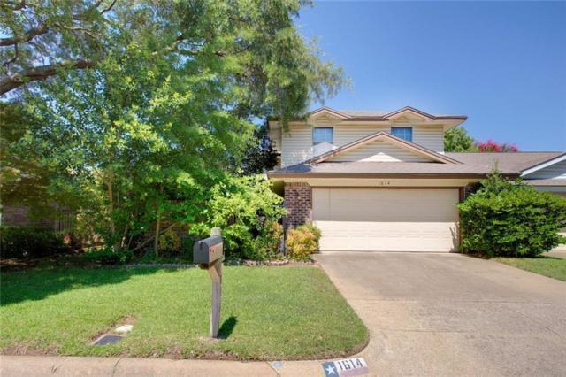 1614 Northridge Drive, Arlington, TX 76012 (MLS #13880300) :: Team Hodnett
