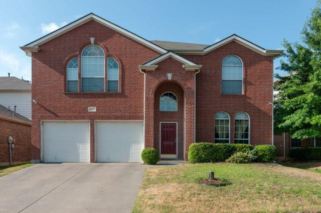 3017 Gettysburg Lane, Fort Worth, TX 76123 (MLS #13880315) :: Team Hodnett