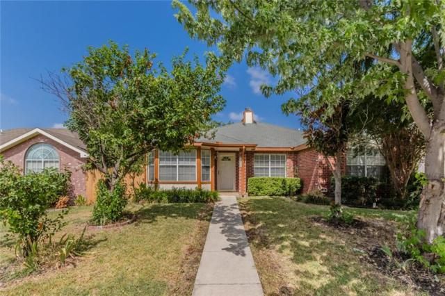 5816 Timbercrest Drive, Arlington, TX 76017 (MLS #13880470) :: Team Hodnett