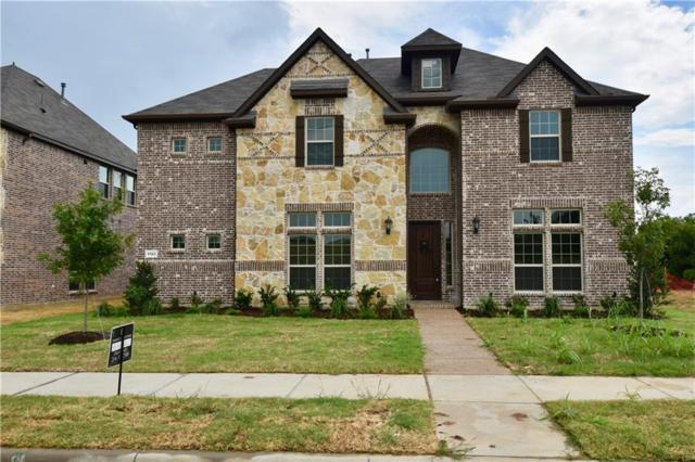 1743 Labrador Drive, Frisco, TX 75033 (MLS #13880557) :: Robbins Real Estate Group