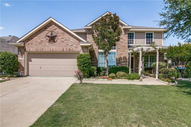 1622 Luckenbach Drive, Forney, TX 75126 (MLS #13880601) :: Team Hodnett