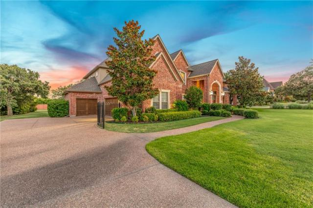 601 Coyote Road, Southlake, TX 76092 (MLS #13880646) :: Team Hodnett