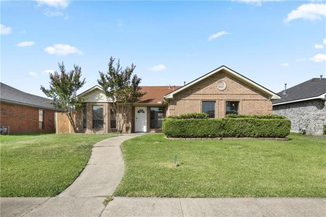 6517 Bluebonnet Drive, Rowlett, TX 75089 (MLS #13880669) :: Team Hodnett