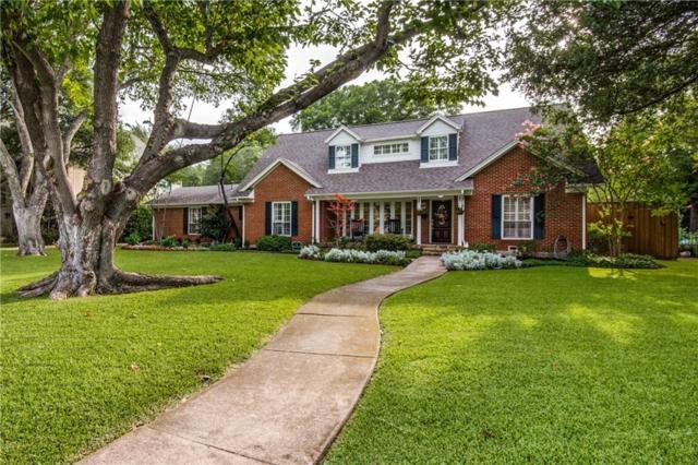 4969 Nashwood Lane, Dallas, TX 75244 (MLS #13880734) :: Magnolia Realty