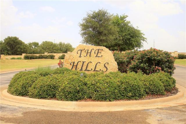 Lt 454 Canyon Wren, Graford, TX 76449 (MLS #13880762) :: The Rhodes Team