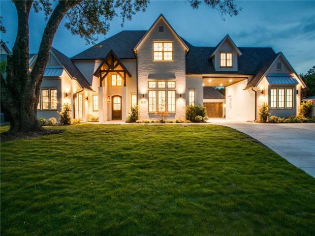 6466 Lavendale Avenue, Dallas, TX 75230 (MLS #13880910) :: Team Hodnett