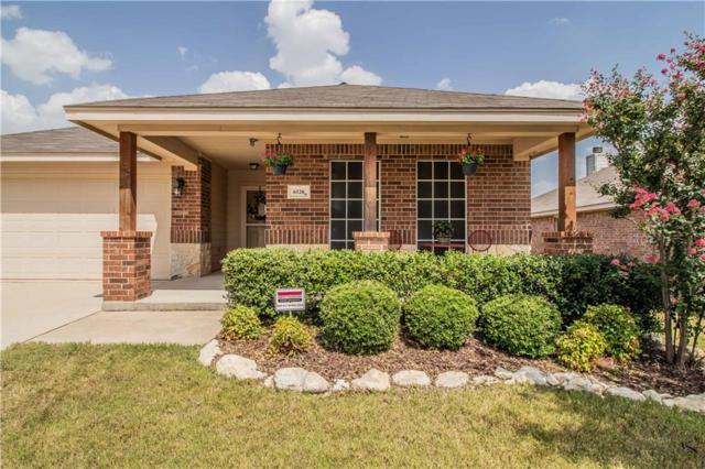 6128 Tilapia Drive, Fort Worth, TX 76179 (MLS #13880918) :: RE/MAX Pinnacle Group REALTORS