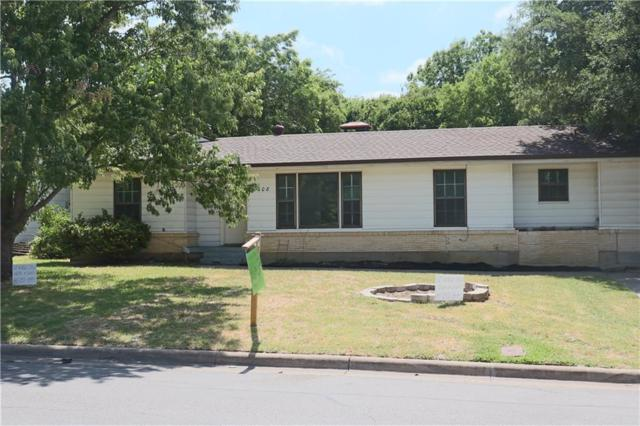 2608 Roseland Street, Fort Worth, TX 76103 (MLS #13880931) :: Team Hodnett