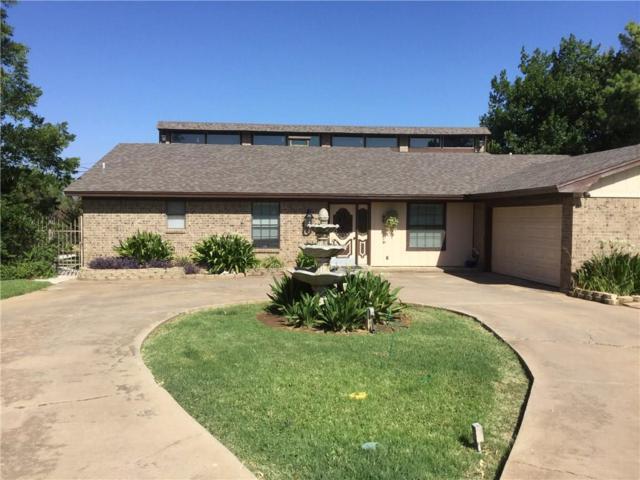 409 Ridge Road, Breckenridge, TX 76424 (MLS #13880979) :: The Tonya Harbin Team