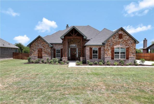 912 Prairie Grove Lane, Burleson, TX 76028 (MLS #13880987) :: Team Hodnett