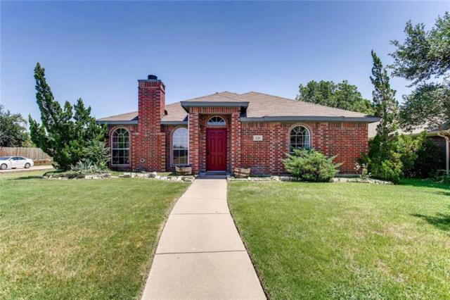 428 N Winding Oaks Drive, Wylie, TX 75098 (MLS #13880991) :: Team Hodnett