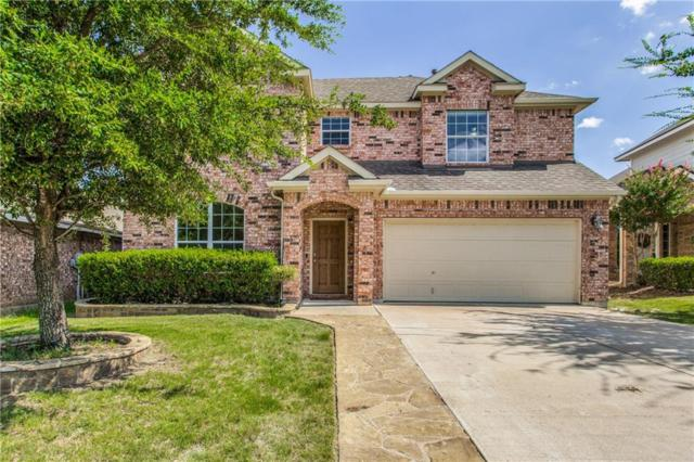 8745 Lariat Circle, Fort Worth, TX 76244 (MLS #13881068) :: Magnolia Realty