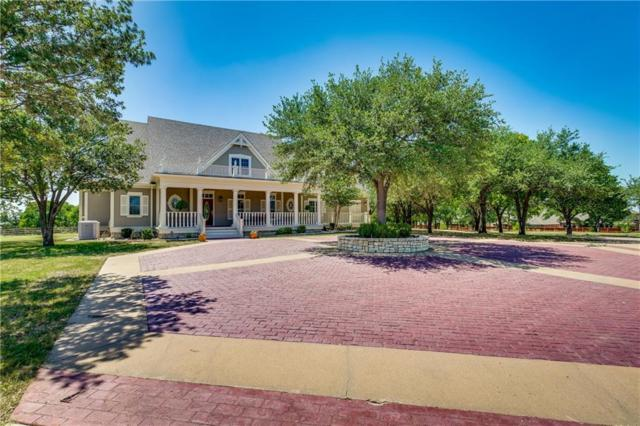110 Quiet Hill Circle, Copper Canyon, TX 76226 (MLS #13881097) :: Real Estate By Design