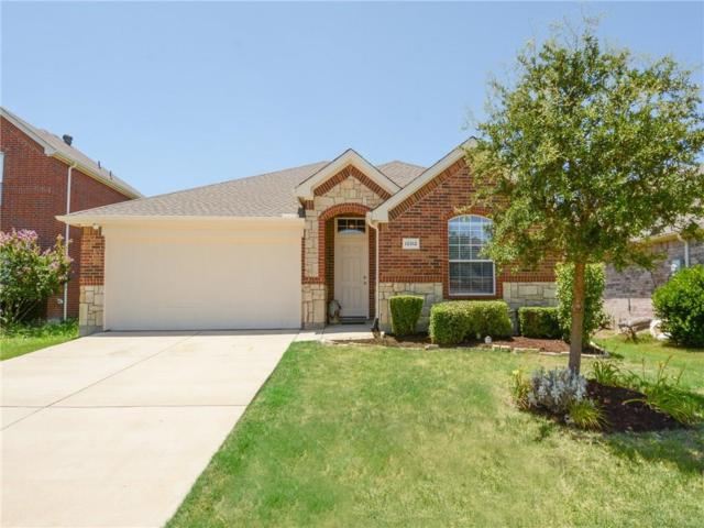 12312 Sunrise Drive, Frisco, TX 75034 (MLS #13881132) :: Team Hodnett