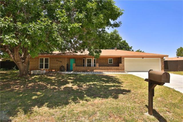2226 Robertson Drive, Abilene, TX 79606 (MLS #13881295) :: The Tonya Harbin Team