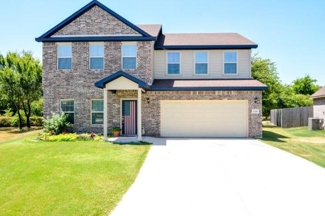 1210 Moore Circle, Stephenville, TX 76401 (MLS #13881313) :: Team Hodnett