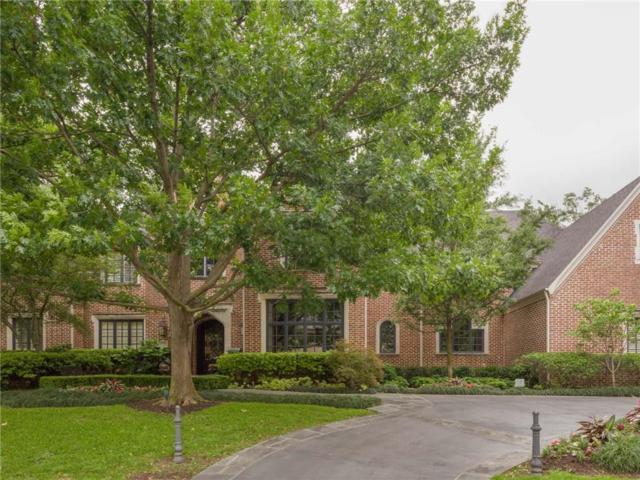 4001 Normandy Avenue, University Park, TX 75205 (MLS #13881341) :: Team Hodnett