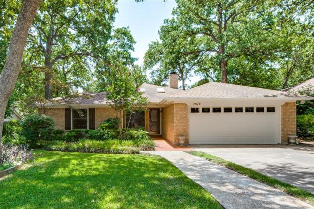 1519 Country Forest Court, Grapevine, TX 76051 (MLS #13881345) :: The Mitchell Group