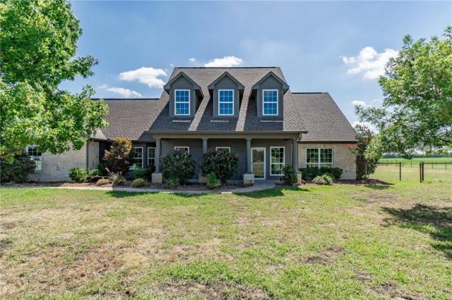 1700 Lone Star Road, Celina, TX 75009 (MLS #13881411) :: Team Hodnett
