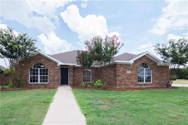 1025 Blue Gill Lane, Crowley, TX 76036 (MLS #13881424) :: Team Hodnett