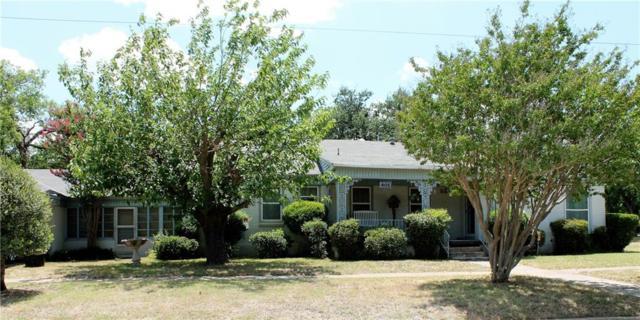 400 Avenue G, Cisco, TX 76437 (MLS #13881486) :: Team Hodnett
