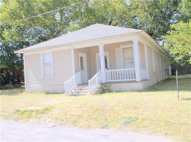 311 E Cedar Street, Lancaster, TX 75146 (MLS #13881527) :: Team Hodnett