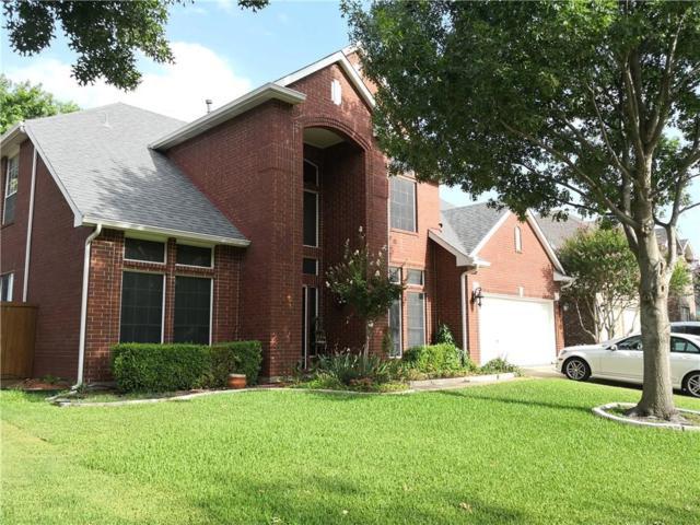 5804 Charleston Drive, Frisco, TX 75035 (MLS #13881590) :: Magnolia Realty