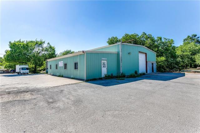 200 W 4th Street, Weatherford, TX 76086 (MLS #13881675) :: Team Hodnett