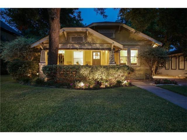 5720 Tremont Street, Dallas, TX 75214 (MLS #13881701) :: Magnolia Realty