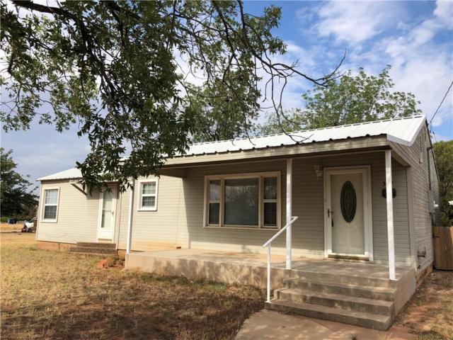 307 S Walton Street, Roby, TX 79543 (MLS #13881728) :: Team Hodnett