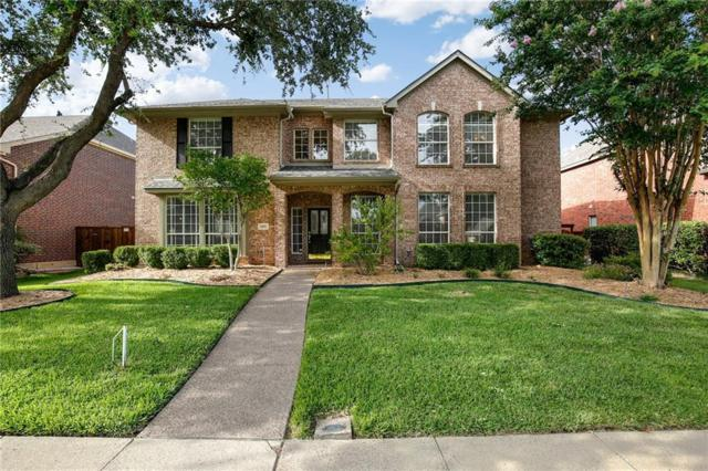 1009 Basilwood Drive, Coppell, TX 75019 (MLS #13881880) :: RE/MAX Landmark