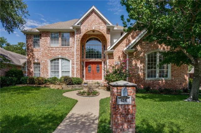 414 Royal Colonnade, Arlington, TX 76011 (MLS #13881908) :: NewHomePrograms.com LLC