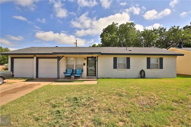 3884 Laurel Drive, Abilene, TX 79603 (MLS #13881923) :: Magnolia Realty