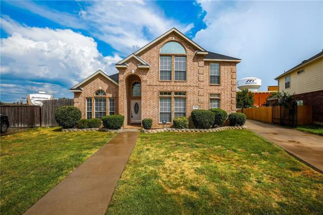 1222 Autumn Drive, Mansfield, TX 76063 (MLS #13882253) :: Team Hodnett