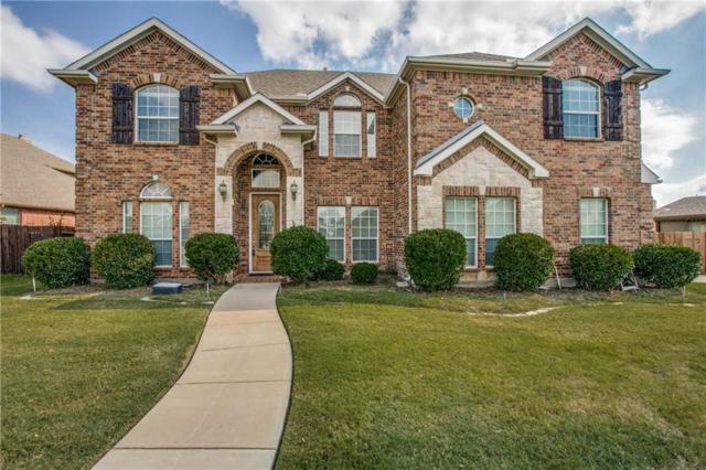 4305 Garden Path Lane, Mansfield, TX 76063 (MLS #13882274) :: Team Hodnett