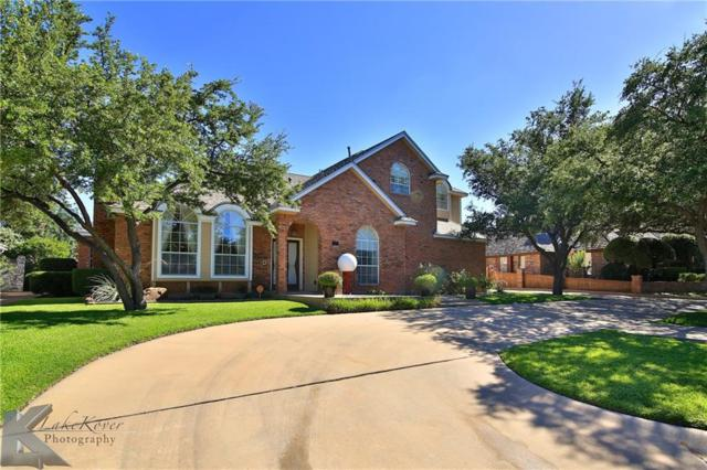 68 S Glen Abbey Street S, Abilene, TX 79606 (MLS #13882281) :: The Tonya Harbin Team
