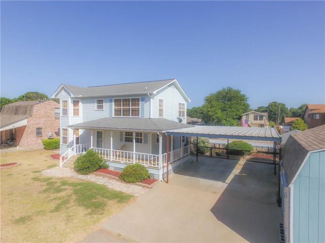 4509 Blue Heron Court, Granbury, TX 76049 (MLS #13882347) :: Team Hodnett