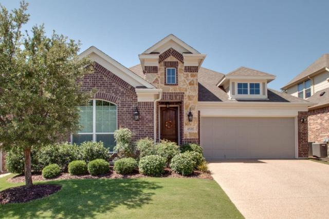 4520 Seventeen Lakes Court, Fort Worth, TX 76262 (MLS #13882382) :: Team Hodnett