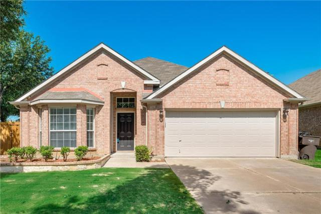 7801 Orland Park Circle, Fort Worth, TX 76137 (MLS #13882410) :: The Rhodes Team