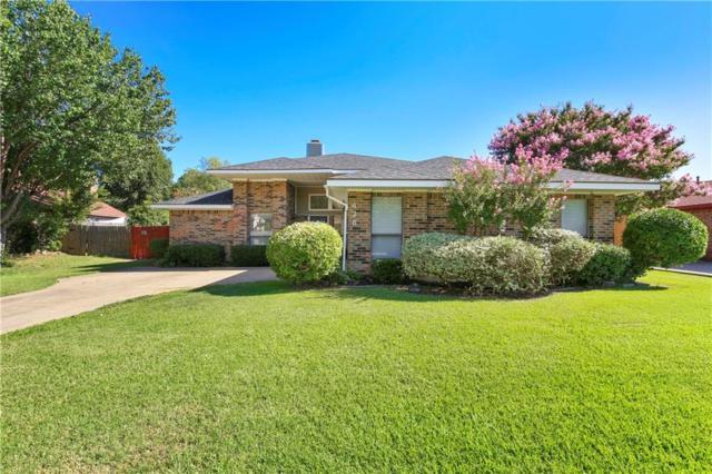 428 Dillard Lane, Coppell, TX 75019 (MLS #13882451) :: Team Hodnett