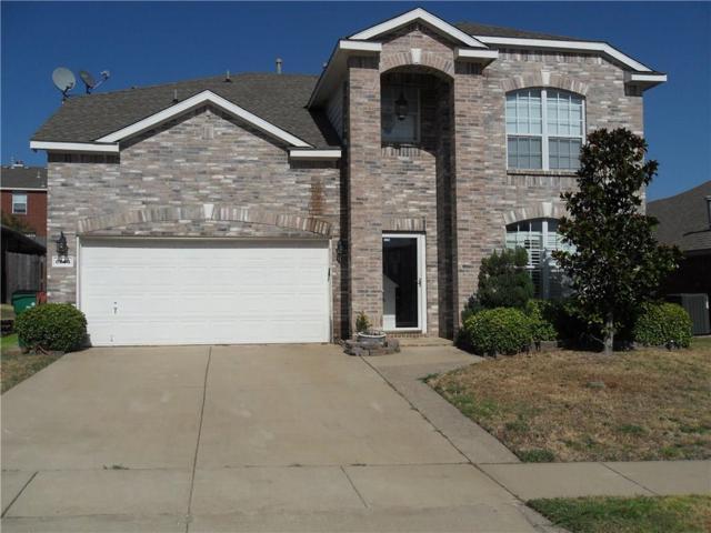 6744 Red Rock Trail, Watauga, TX 76137 (MLS #13882593) :: RE/MAX Pinnacle Group REALTORS