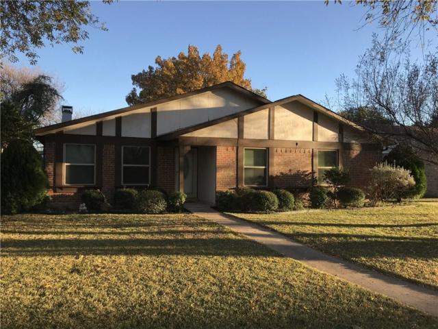 614 Edgemere Drive, Garland, TX 75043 (MLS #13882633) :: Team Hodnett