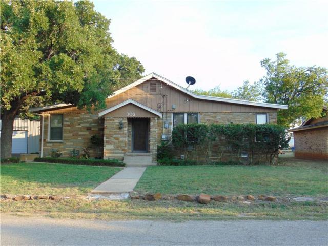 303 NW 25th Street, Mineral Wells, TX 76067 (MLS #13882816) :: Team Hodnett