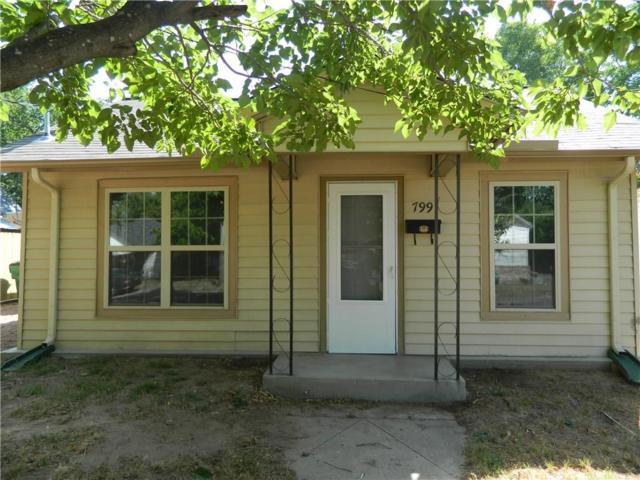 799 N Belknap Street, Stephenville, TX 76401 (MLS #13883055) :: Magnolia Realty