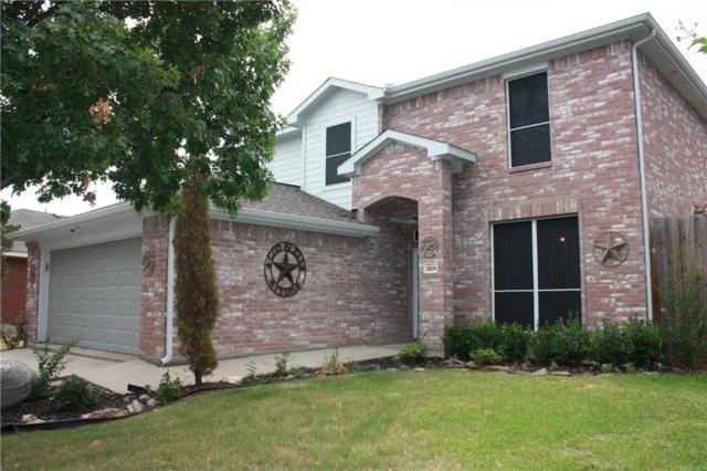 1509 Turtle Cove Drive, Little Elm, TX 75068 (MLS #13883133) :: RE/MAX Landmark