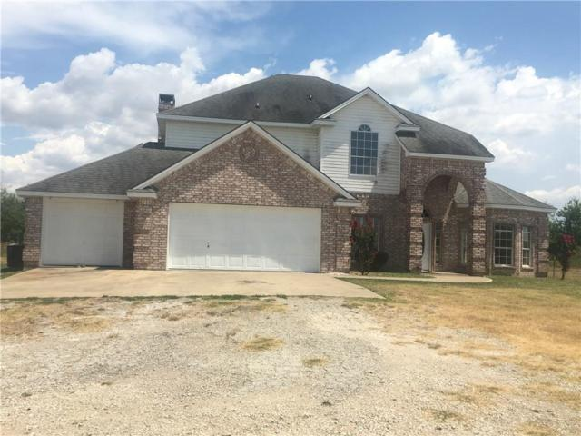345 Feaster Road, Avalon, TX 76623 (MLS #13883276) :: The Chad Smith Team