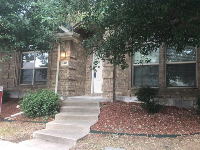 5913 Chisholm Trail, Mckinney, TX 75070 (MLS #13883289) :: Coldwell Banker Residential Brokerage