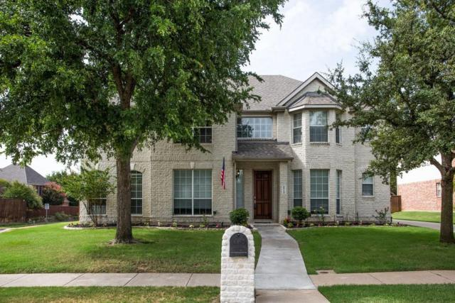 2713 Heather Wood Drive, Flower Mound, TX 75022 (MLS #13883309) :: Real Estate By Design
